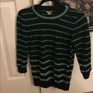 Medium j crew sweater